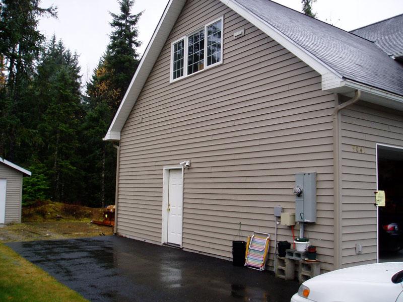 Garage Vrb Construction Llc Juneau Alaska General Contractor